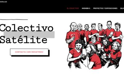 COLECTIVO SATÉLITE RENUEVA SU WEB